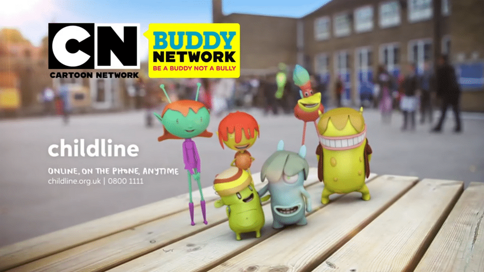 Cartoon Network UK New Buddy Network Videos