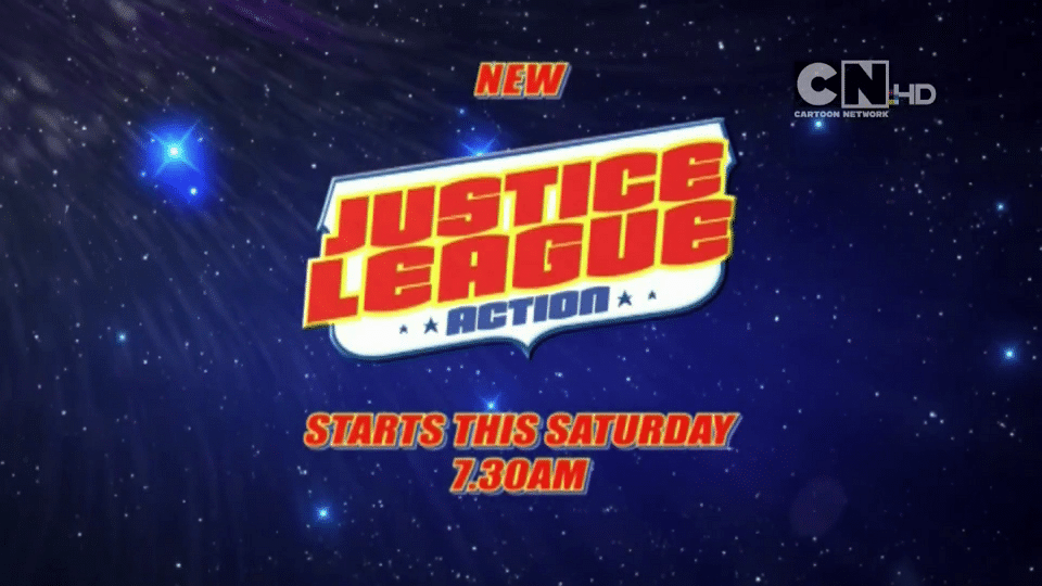 Cartoon Network UK Justice League Action Premieres Saturday 26th November