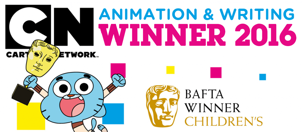 Cartoon Network Wins Three 2016 Childrens BAFTA Awards