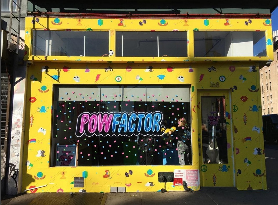 The Powerpuff Girls Powfactor Shop Opens In New York Today