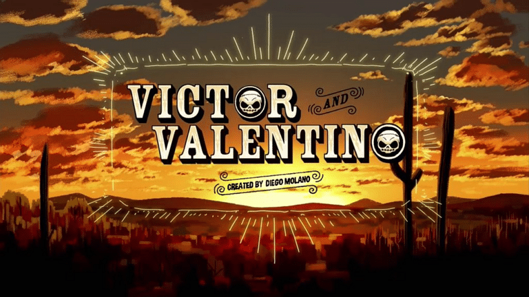 Victor & Valentino New Cartoon Network Studios Pilot