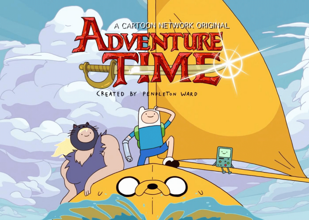 Adventure Time Islands Miniseries Intro To Be Released Next Week