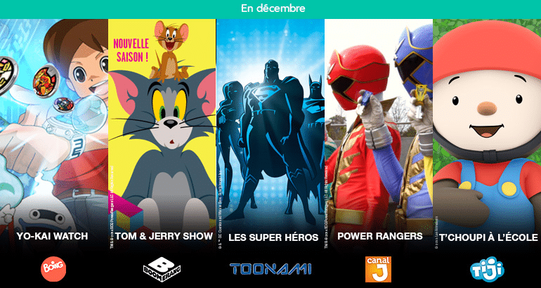 Boomerang, Boing And Toonami Now Available On Fransat In France