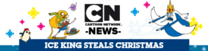 Cartoon Network UK Save Christmas 2016 Competition