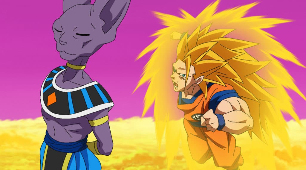Toonami USA Dragon Ball Super Premieres 7th January 2017