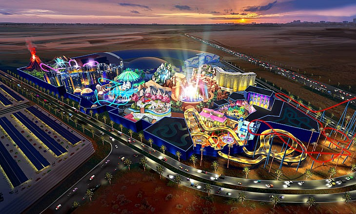 Cartoon Network To Partner With IMG For Another New Theme Park In Dubai