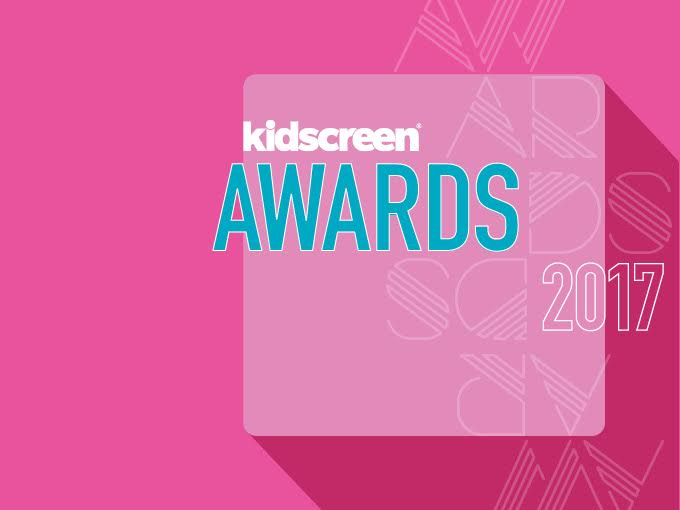 Kidscreen Awards 2017 Cartoon Network Nominations