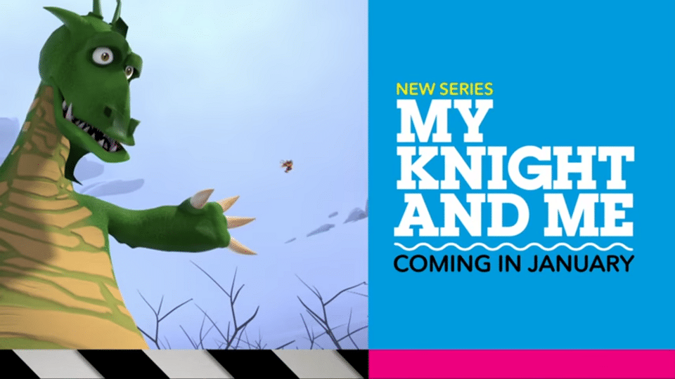 Cartoon Network USA New Show My Knight And Me Premieres January 2017