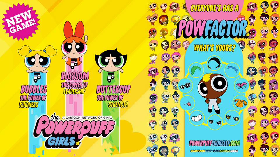 Cartoon Network Africa The Powerpuff Girls Special Weekend 28th And 29th January