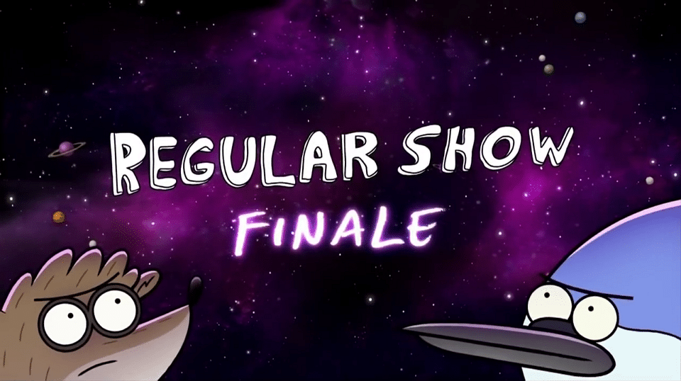 Cartoon Network USA A Regular Show Epic Final Battle 16th January