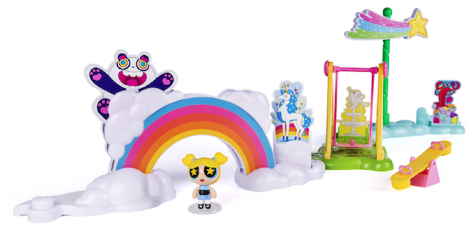Powerpuff Girls UK Toy Releases In 2017