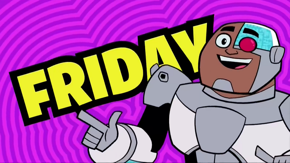 Cartoon Network USA Friday Party 3rd March