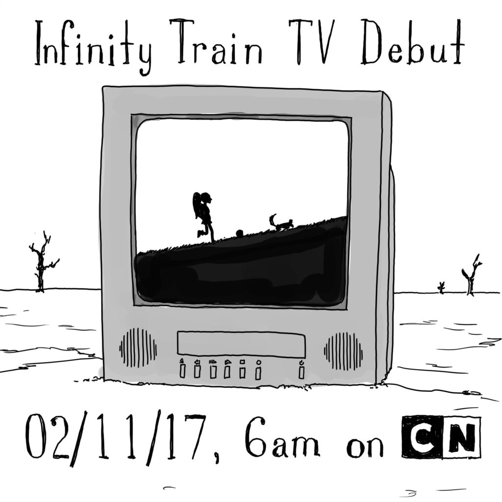 Infinity Train Pilot Debuts On Cartoon Network USA 11th February 6am