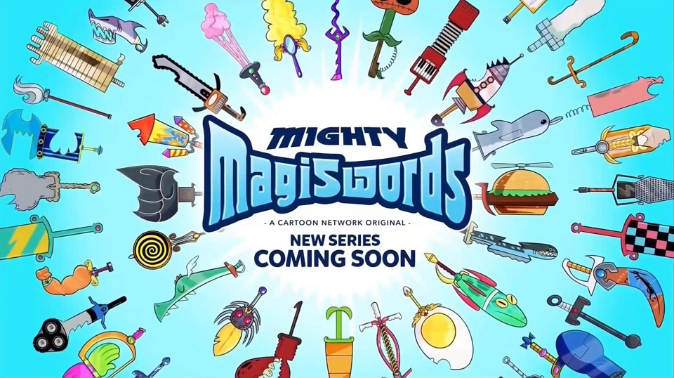Cartoon Network UK Mighty Magiswords Premieres Saturday 8th April
