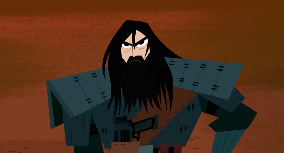 Adult Swim UK Samurai Jack Season 5 Premieres 16th March