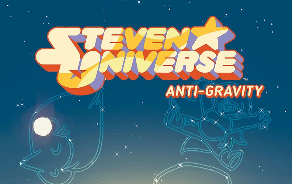 Steven Universe Anti Gravity Graphic Novel To Released 25th July