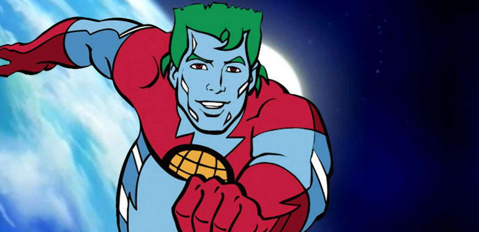 Captain Planet Available For Digital Download On 10th April