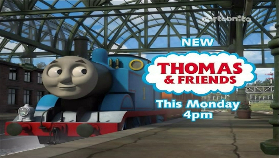Cartoonito UK Thomas And Friends New Show Premieres Tomorrow 6th March