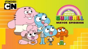 The Amazing World of Gumball Boing Spain