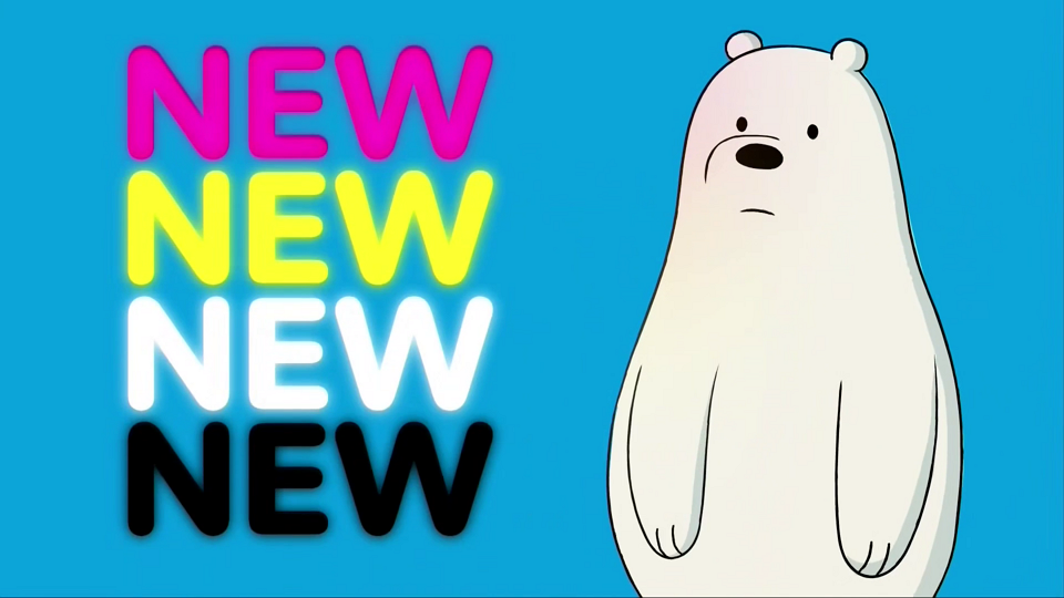 Cartoon Network USA We Bare Bears New Episodes Coming In April