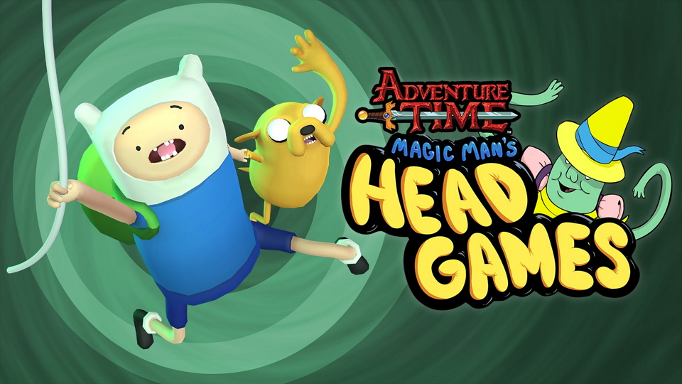 Adventure Time Magic Man's Head Games Nominated For A Webby Award
