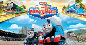 Cartoonito UK Thomas And Friends The Great Race