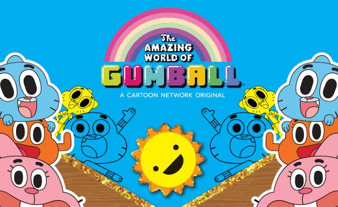 Cartoon Network UK The Amazing World Of Gumball Exclusive Screening Competition