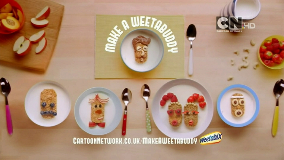 Cartoon Network UK Weetabix Weetabuddies 2017 Competition
