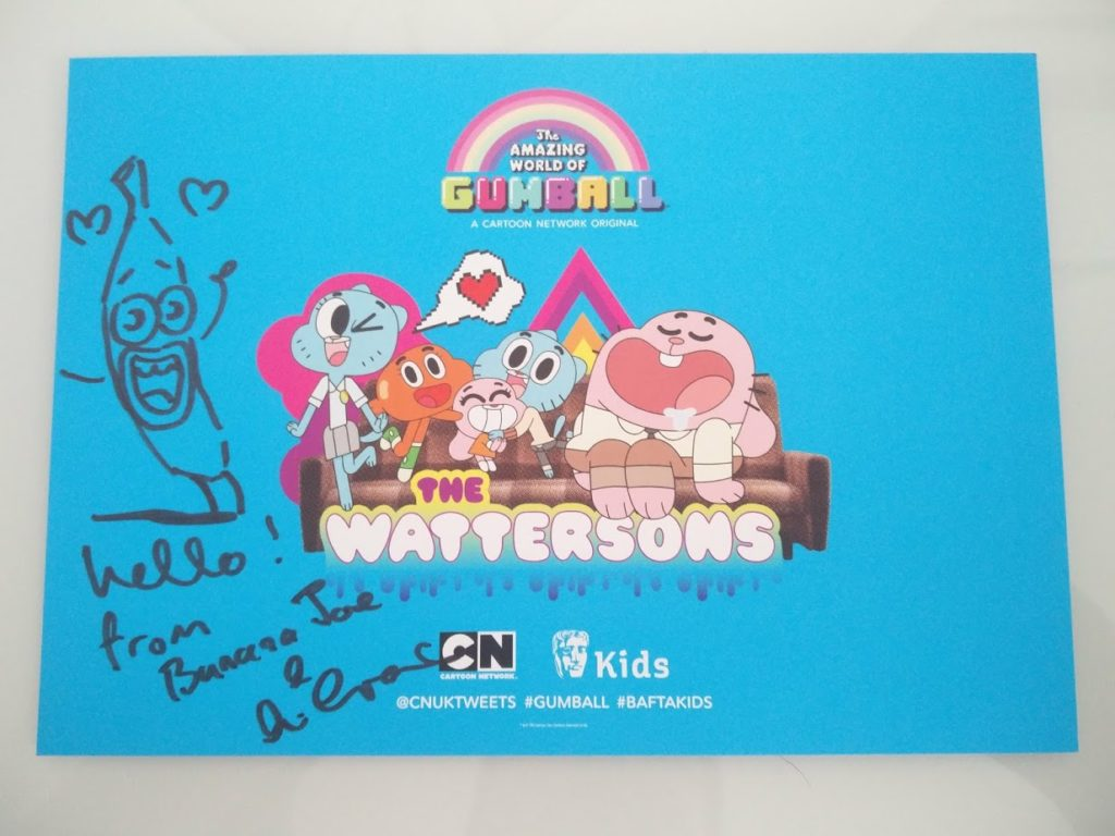 Special Report The Amazing World Of Gumball Screening In London