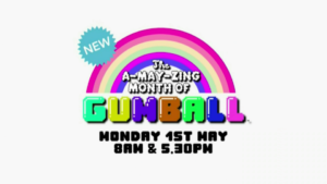The AMayzing Month Of Gumball