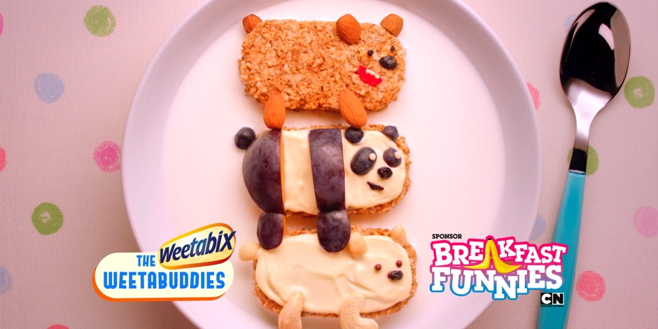 Cartoon Network UK And Weetabix Partner For Another Weetabuddies Campaign