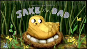 Adventure Time Jake The Dad Father's Day