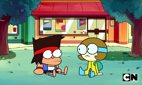 Cartoon Network USA Releases Four New OK K.O.! Let's Be Heroes Animated Shorts