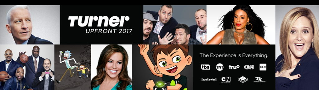 Information About Turner Upfront 2017
