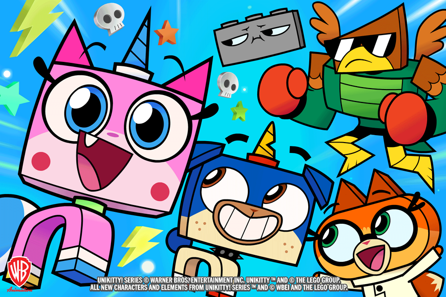Cartoon Network USA Announces A New Lego Animated Series Unikitty