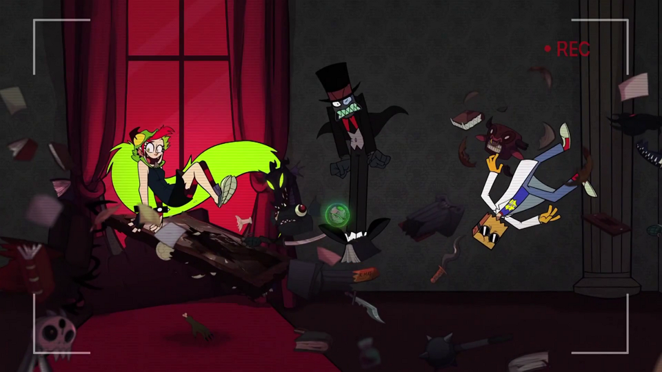 Cartoon Network Latin America Officially Announces More Villainous Shorts