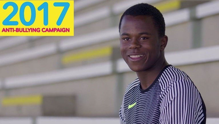 Paralympian Ntando Mahlangu Ambassador For Cartoon Network Africa's Buddy Network Anti-Bullying Campaign 2017
