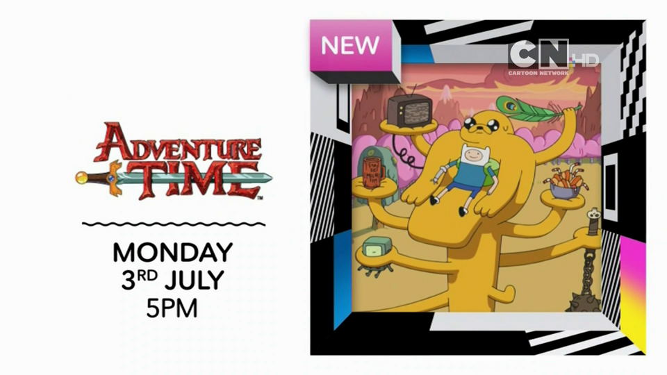 Cartoon Network UK And Boomerang UK New This July
