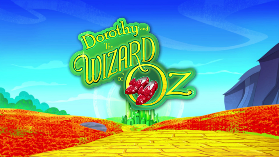 Boomerang USA Dorothy And The Wizard Of Oz Preview