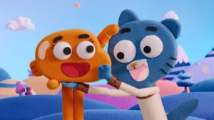 Gumball Puppets