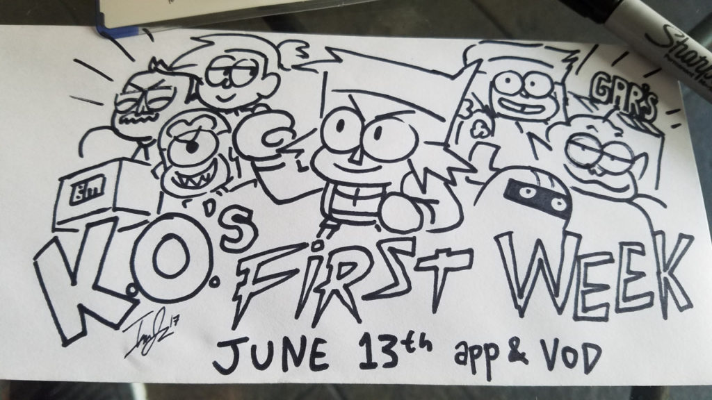 First Six Episodes Of OK K.O.! Let's Be Heroes Now On VOD And The Cartoon Network App