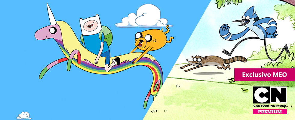 MEO Portugal Launches Cartoon Network Premium SVOD Service