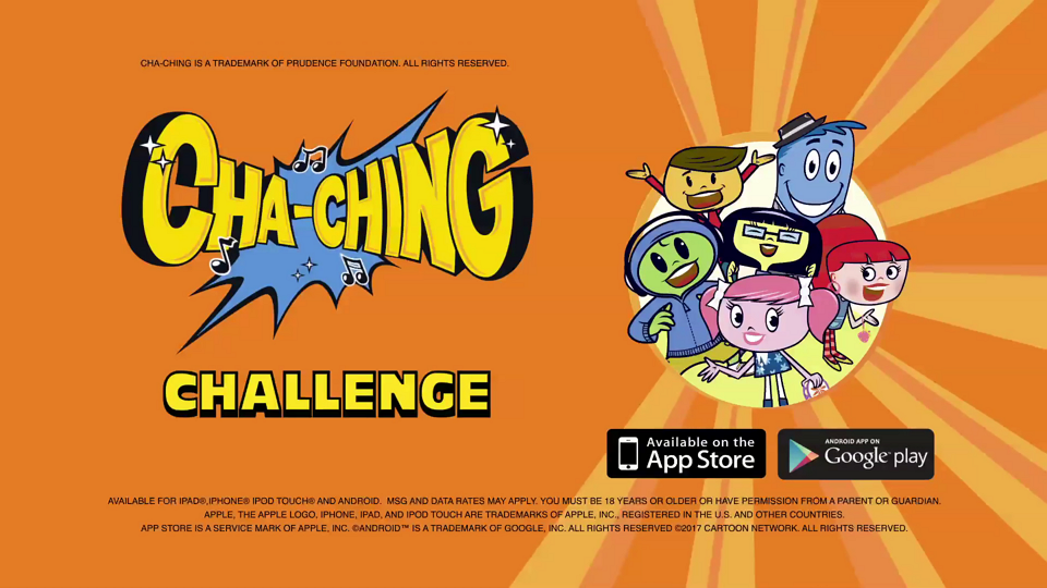Cartoon Network Asia Pacific And Prudence Foundation Launch Cha-Ching Financial Education App