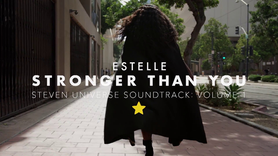 Steven Universe Stronger Than You Music Video Now Online