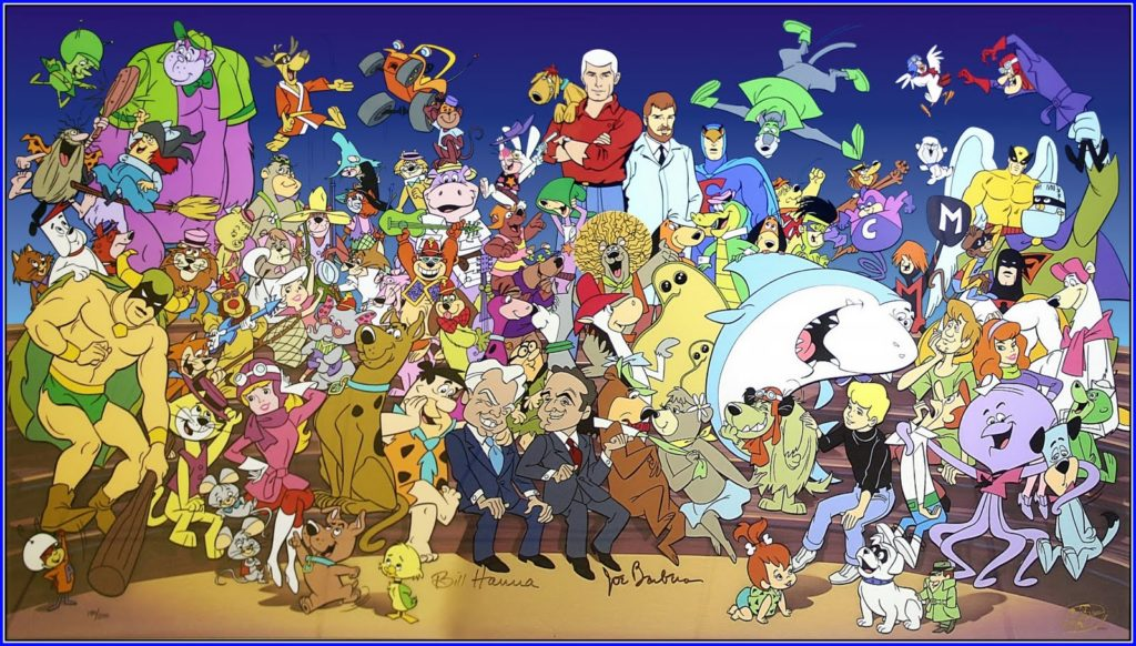 Happy 60th Birthday Hanna-Barbera