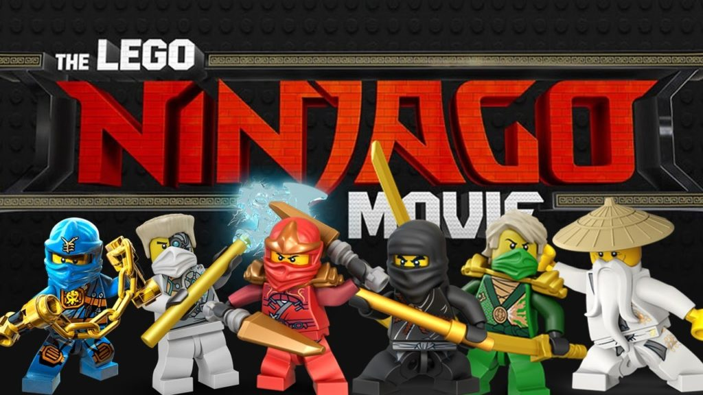 The Lego Ninjago Movie Now In Cinemas In The United States