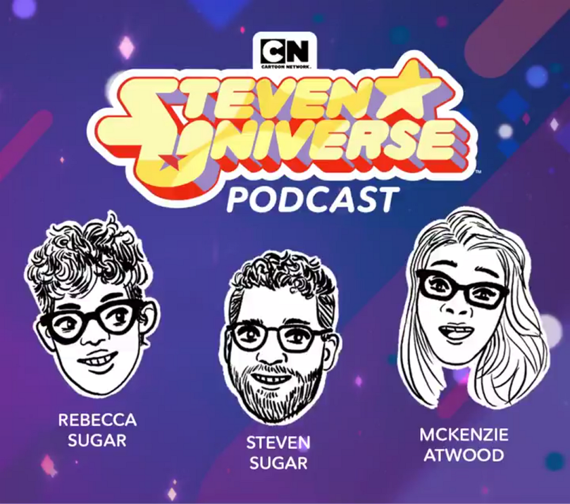 Cartoon Network USA's Brand New Steven Universe Podcast