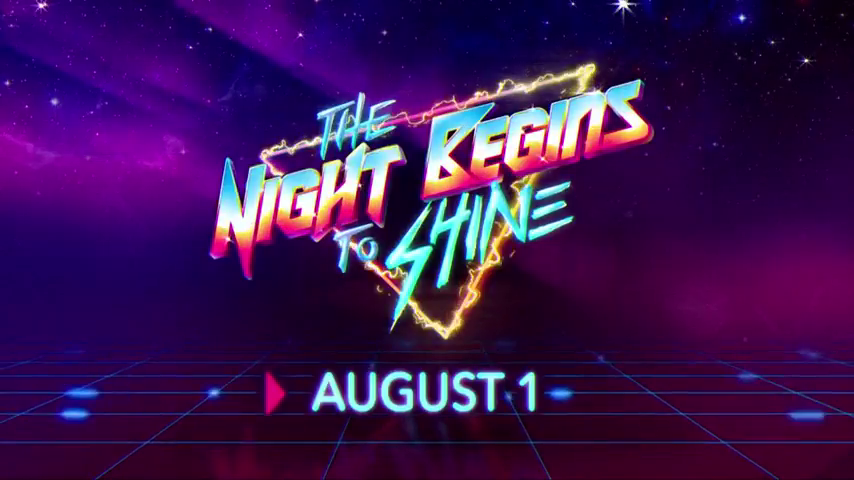Cartoon Network USA Teen Titans Go! The Night Begins To Shine Miniseries Starts 1st August