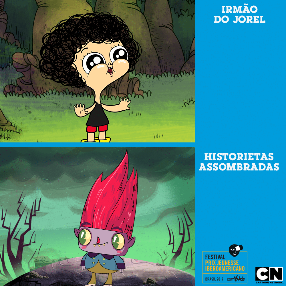 Two Cartoon Network Brazil Shows Are Finalists For ComKids Festival Award