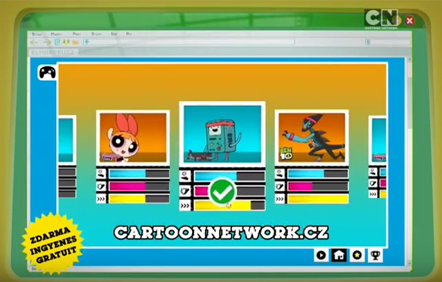 Czech Language Audio Planned to Launch On Cartoon Network Central Eastern Europe 1st September